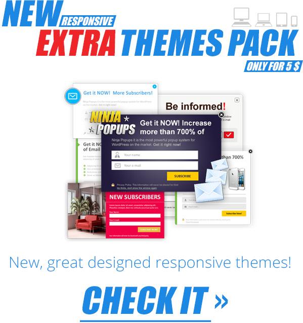 Extra Theme Pack  - ninja popups ver 4 img4 1 - Popup Plugin for WordPress – Ninja Popups