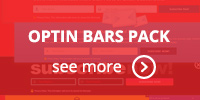 Ninja Popups Optins Bar Pack  - optin bars extra add on - Popup Plugin for WordPress – Ninja Popups